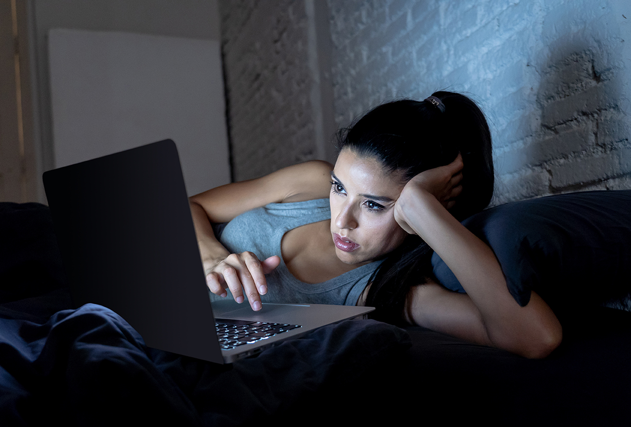 Computer Addiction Signs and symptoms