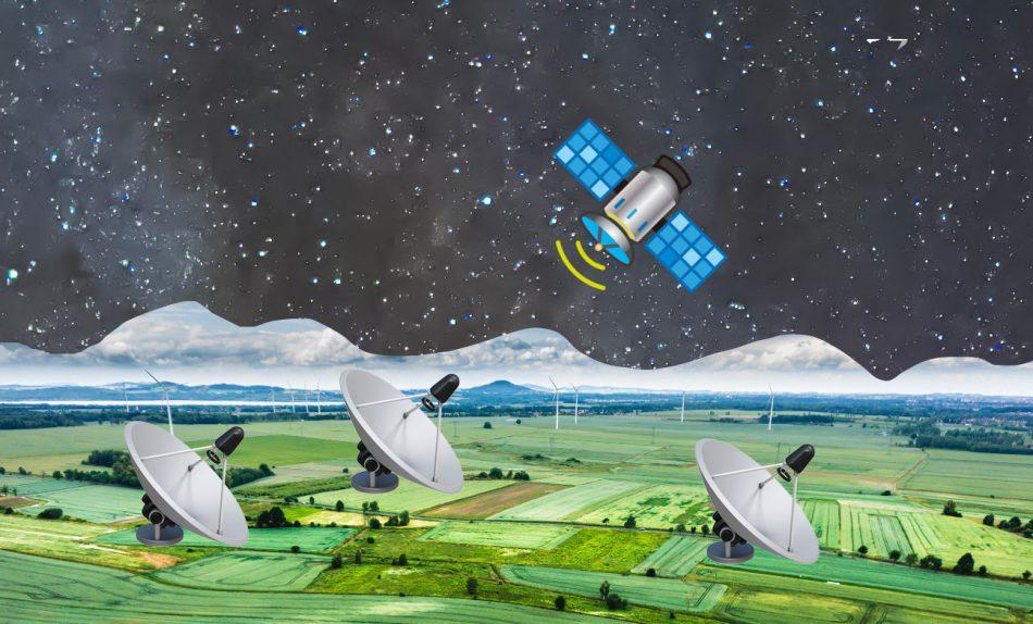 Satellite High Speed Broadband Service